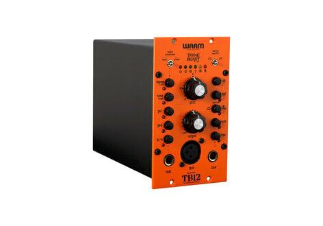 Warm Audio TB12-500 Tone Shaping Discreet Mic Preamp, 500 Series TB12/500