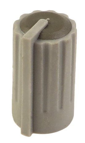 Yorkville 8393 Grey Knob for MP8DX and NX520 8393