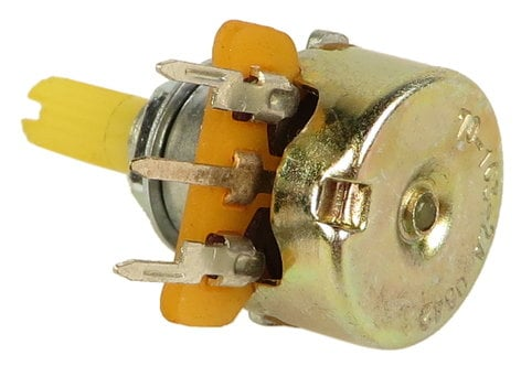 Ampeg 70-103-24  10K Balance Pot with Detent for SVT-4PRO 70-103-24