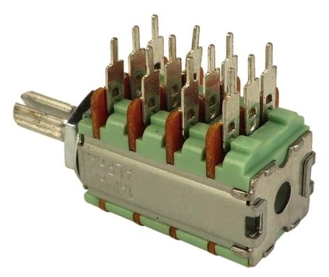 Ampeg 70-104-54  100K Quad Frequency Pot for SVT4PRO 70-104-54