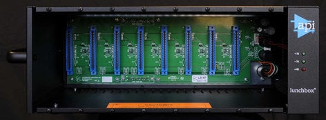 Automated Processes Inc 5008B  8-Slot Lunchbox (8 Pack)  5008B