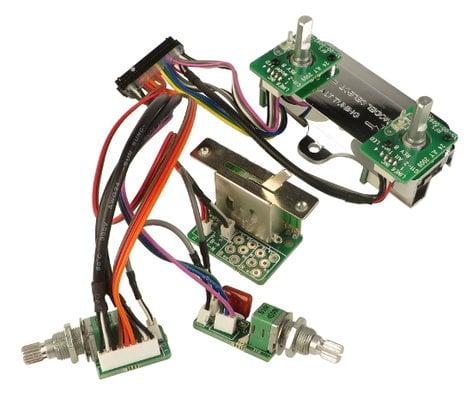 Line 6 50-04-0085  UI PCB for JTV-89 50-04-0085