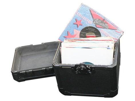 """Odyssey K45060BL  Case, Holds 60 7"""" Records K45060BL"""