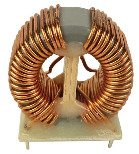 QSC XF-000376-00  4MH 4-Pin Inductor for KW122 XF-000376-00