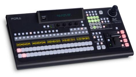 FOR-A Corporation HVS-390HS-2M/E-C HVS-390HS 2M/E Type C 28 Button HD-SD Video Switcher Package HVS-390HS-2M/E-C