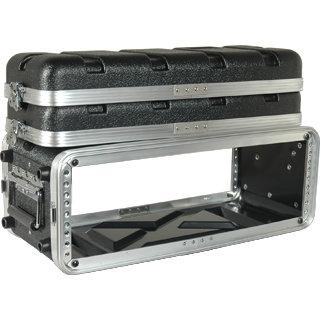 Grundorf Corp ABS-WR0308 3RU ABS Series Wireless Rack Case ABS-WR0308B