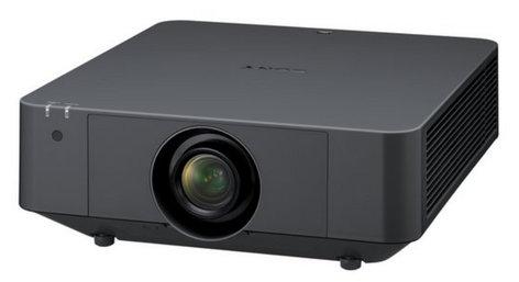 Sony VPL-FHZ60/B 5000 Lumens WUXGA 3LCD Laser Projector with HDBaseT in Black VPLFHZ60/B