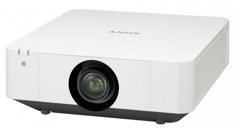 Sony VPL-FHZ60/W 5000 Lumens WUXGA 3LCD Laser Projector with HDBaseT in White VPLFHZ60/W