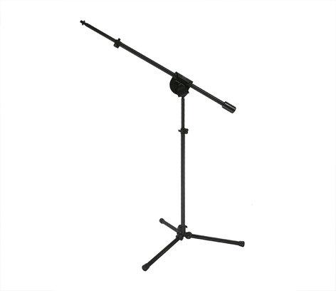 Latch Lake Music MK1100BK Stand/Boom Combo, Black  MICKING-1100-BLACK