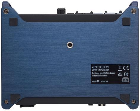 Zoom F8 Portable Field Recorder F8-ZOOM
