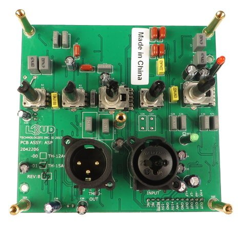 Mackie 2042206-01 Pot PCB Assembly for Thump15 2042206-01