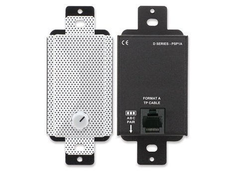 RDL D-PSP1A Active Loudspeaker, Format-A D-PSP1A