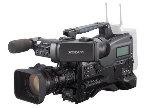 "Sony PXW-X320CE Three 1/2"" Type Exmor CMOS XDCAM Camcorder with 16x Zoom HD Lens plus CBK-CE01 50-pin Interface PXW-X320CE"