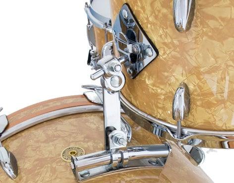 Gretsch Drums Broadkaster Vintage 3-Piece Modern Bop Shell Pack in Anniversary Sparkle Finish BK-J483V-ASP