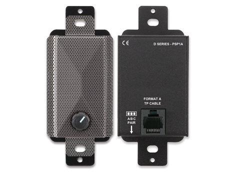 Radio Design Labs DS-PSP1A Active Loudspeaker, Decora-Style DS-PSP1A