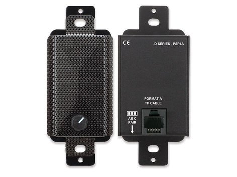 Radio Design Labs DB-PSP1A Active Loudspeaker, Decora DB-PSP1A