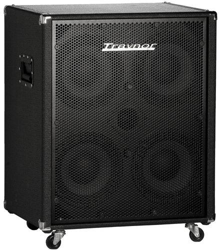"""Traynor TC410 4x10"""" 800W (8 Ohms) Bass Cabinet TC410"""