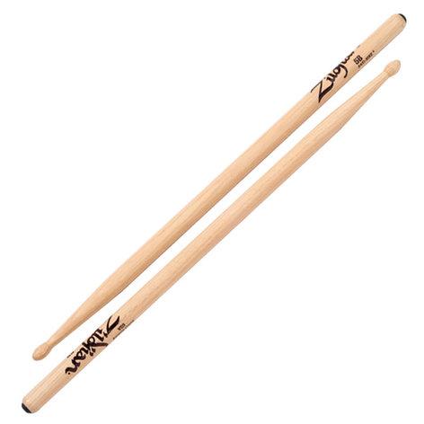 Zildjian 5B Anti-Vibe Drumsticks with Wood Tip 5BWA