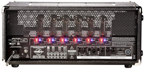 Traynor YBA300 300W Tube Bass Amplifier Head YBA300
