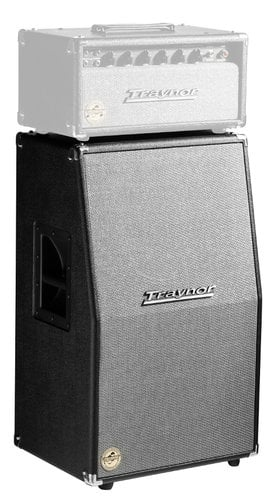 "Traynor YBX212 2x12"" 150W (8 Ohms) Slant Guitar Cabinet YBX212"
