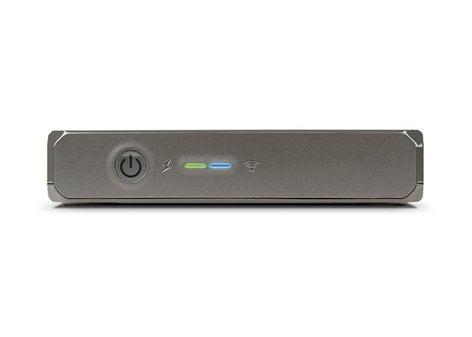LaCie Fuel 1TB USB3 Wireless External Hard Drive 9000436U