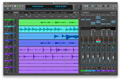 MOTU Digital Performer 9 Crossplatform DAW Software DIGITAL-PERFORMER9.0