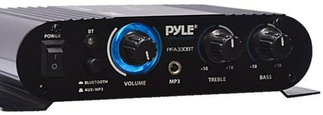 Pyle Pro PFA330BT 90W Amplifier with Bluetooth PFA330BT