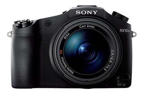 Sony RX10 II 20.2 MP Cyber-Shot with F2.8 Zoom Lens in Black DSCRX10M2/B