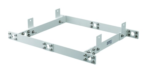 TOA HY-PF7W  Speaker Rigging Frame for HX-7W and FB-150W Speakers, White HY-PF7W