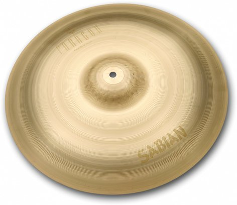 "Sabian Paragon 18"" Crash Cymbal in Natural Finish NP1808N"