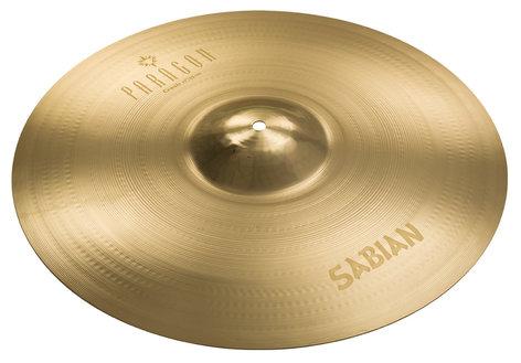 "Sabian Paragon 19"" Crash Cymbal in Natural Finish NP1908"