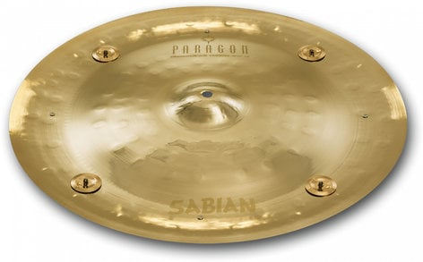 "Sabian Paragon 20"" Diamondback Chinese Cymbal in Natural Finish NP2016ND"