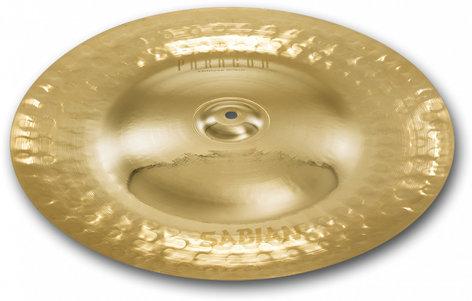 """Sabian Paragon Effects Cymbal Set: 8"""" Splash, 10"""" Splash, 19"""" China NP5005NE"""