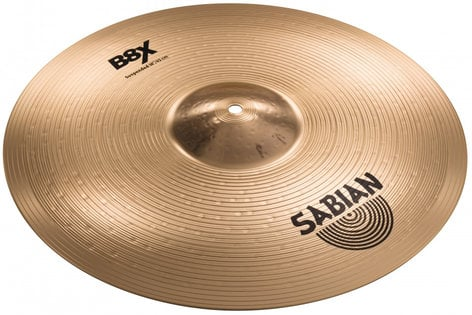 """Sabian B8X 18"""" Suspended Band Cymbal 41823X"""