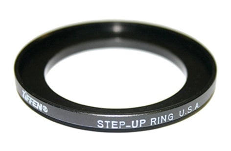 Tiffen 7782SUR 77 to 82 Step Up Ring 7782SUR
