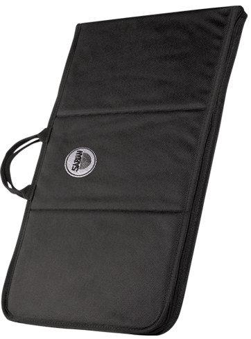 Sabian SSF12 Stick Flip Drumstick Bag in Black and Red SSF12
