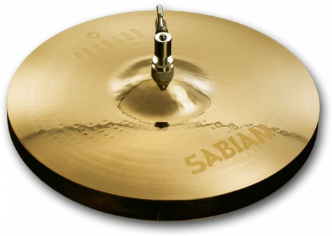 Sabian Paragon Complete Set-Up Cymbal Package with Flight Case NP5006N