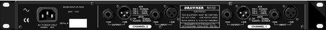 Drawmer MX50 Pro Dual Vocal De-Esser MXPRO50