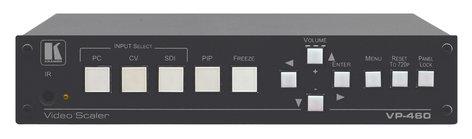 Kramer VP-460 3-Input Analog & 3G HD-SDI ProScale Presentation Switcher/Scaler VP460