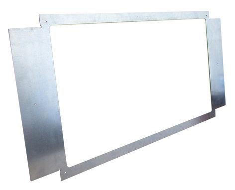 Premier Mounts LMV-447  Video Wall Spacer in Silver LMV-447