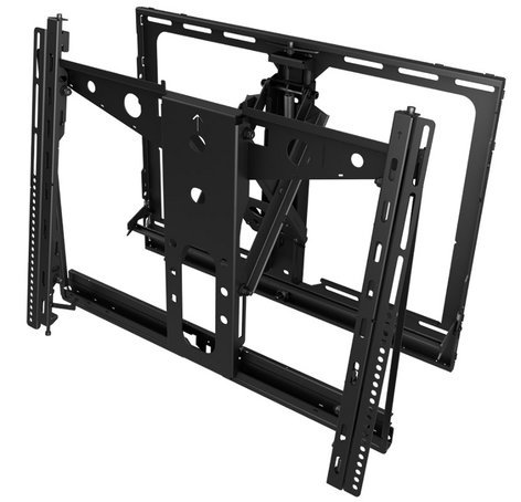 Premier Mounts LMVS  Press & Release Pop Out Ultra-Slim Mount for Displays Up To 100 lbs. LMVS