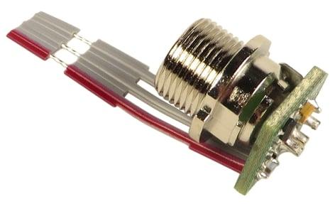 Shure 190A16263  TQG PCB for GLX-D 190A16263