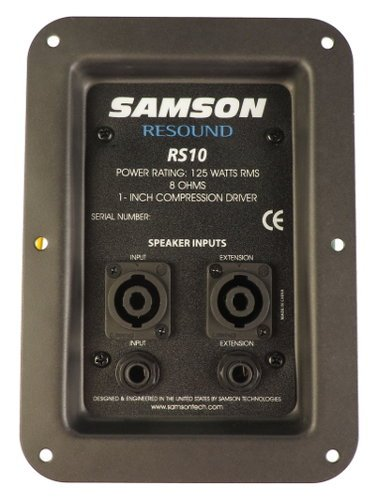 Samson 200002 Crossover Assembly for RS10 200002