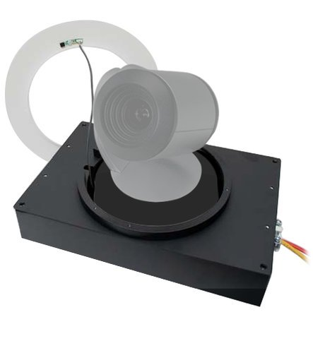Vaddio IN-Ceiling Half-Recessed RoboShot PTZ Camera Enclosure 999-2225-150