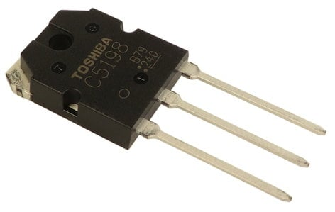 Yamaha ZA891500  2SC5198F Transistor for RX-V575BL ZA891500