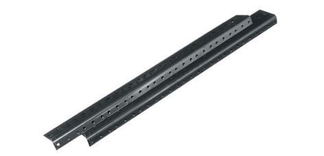 Middle Atlantic Products CWR-RR18 Pair of CWR Series 18-Space Rack Rails CWR-RR18