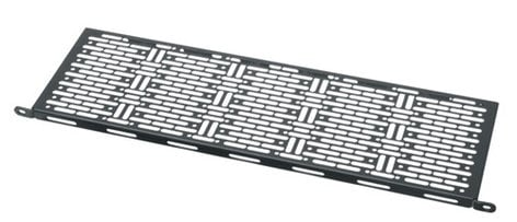 Middle Atlantic Products MS-5.5-4  4-Pack of MS Series 1/2RU Vented Rack Shelves MS-5.5-4