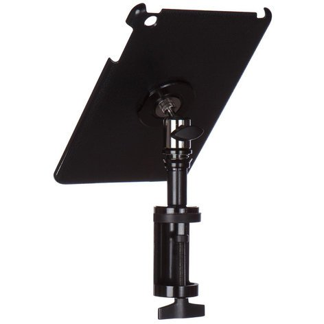 On-Stage Stands TCM9263  Snap-On iPad Mini Cover/Mount for Tabletop Surfaces with u-mount TCM9263