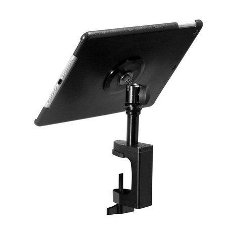 On-Stage Stands TCM9368  Snap-On iPad Air Cover/Mount for Tabletop Surfaces with u-mount TCM9368