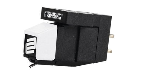 Reloop OM-GT  OM Cartridge System with Headshell Mounting OM-GT